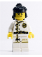 Minifig No: njo345  Name: Cole - White Wu-Cru Training Gi
