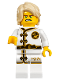 Minifig No: njo347  Name: Lloyd - White Wu-Cru Training Gi