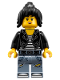Minifig No: njo355  Name: Nya - Leather Jacket and Jeans High School Outfit
