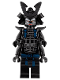 Minifig No: njo364  Name: Lord Garmadon - The LEGO Ninjago Movie, Armor