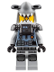 Minifig No: njo378  Name: Hammer Head - Fu Manchu, Large Knee Plates