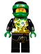 Minifig No: njo403  Name: Lloyd (Spinjitzu Masters) - Sons of Garmadon