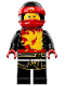 Minifig No: njo406  Name: Kai (Spinjitzu Masters) - Sons of Garmadon