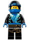 Minifig No: njo407  Name: Jay (Spinjitzu Masters) - Sons of Garmadon