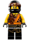 Minifig No: njo408  Name: Cole (Spinjitzu Masters) - Sons of Garmadon