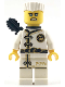 Minifig No: njo423  Name: Zane - White Wu-Cru Training Gi