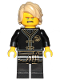 Minifig No: njo424  Name: Lloyd - Black Wu-Cru Training Gi