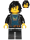 Minifig No: njo436  Name: Cole, Pixels Bars