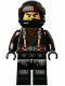 Minifig No: njo449  Name: Cole (Dragon Masters) - Hunted