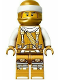 Minifig No: njo450  Name: Golden Dragon Master (Sensei Wu) (Dragon Masters) - Hunted