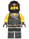 Minifig No: njo455  Name: Cole - Sons of Garmadon