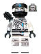 Minifig No: njo458  Name: Zane - Hunted
