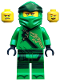 Minifig No: njo490  Name: Lloyd - Legacy