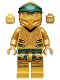 Minifig No: njo499  Name: Lloyd (Golden Ninja) - Legacy