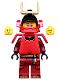 Minifig No: njo502  Name: Samurai X (Nya) - Legacy