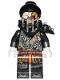 Minifig No: njo515  Name: Heavy Metal (Faith) - Hair