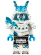 Minifig No: njo522  Name: Ice Emperor (Zane)