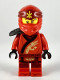 Minifig No: njo526  Name: Kai - Secrets of the Forbidden Spinjitzu, Legacy Robe