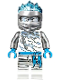 Minifig No: njo535  Name: Zane FS (Spinjitzu Slam)