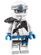 Minifig No: njo537  Name: Zane - Secrets of the Forbidden Spinjitzu