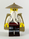 Minifig No: njo550  Name: Wu Master, Fuzzy Cape
