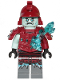 Minifig No: njo556  Name: Blizzard Samurai, Armor and Ninja Helmet