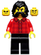 Minifig No: njo559  Name: Cole - Avatar Cole