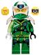 Minifig No: njo570  Name: Lloyd - Digi Lloyd