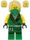 Minifig No: njo574a  Name: Lloyd - Legacy, Rebooted, 'MASTER' Torso
