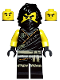 Minifig No: njo575  Name: Cole - Legacy, Rebooted