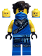 Minifig No: njo576  Name: Jay - Legacy, Rebooted