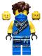 Minifig No: njo576a  Name: Jay - Legacy, Rebooted, 'MASTER' Torso
