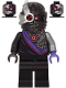 Minifig No: njo577  Name: Nindroid Warrior - Legacy