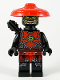 Minifig No: njo580  Name: Stone Army Scout (Legacy)