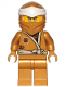 Minifig No: njo589  Name: Zane (Golden Ninja) - Legacy