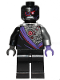 Minifig No: njo590  Name: Nindroid, Neck Bracket - Legacy