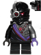 Minifig No: njo592  Name: Nindroid, Short Legs, Backpack - Legacy