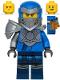 Minifig No: njo601  Name: Jay Hero - Clip on Back