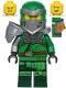 Minifig No: njo602  Name: Lloyd Hero - Clip on Back