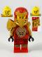 Minifig No: njo605  Name: Kai Hero - Clip on Back