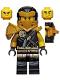 Minifig No: njo606  Name: Cole Hero - Clip on Back