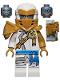 Minifig No: njo626  Name: Zane Hero - Clip on Back