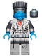 Minifig No: njo647  Name: Zane - Legacy, Titanium VS
