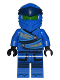 Minifig No: njo669  Name: Jay - Legacy Dragon Suit