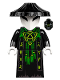 Minifig No: njo691  Name: Skull Sorcerer without Wings