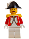 Minifig No: pi001  Name: Imperial Guard - Admiral