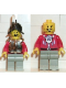 Minifig No: pi016  Name: Imperial Armada - Red - Captain