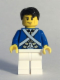 Minifig No: pi174  Name: Bluecoat Soldier 6 - Cheek Lines, Black Hair