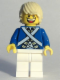 Minifig No: pi175  Name: Bluecoat Soldier 7 - Tousled Hair (Head 4549620)