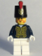 Minifig No: pi176  Name: Chess King